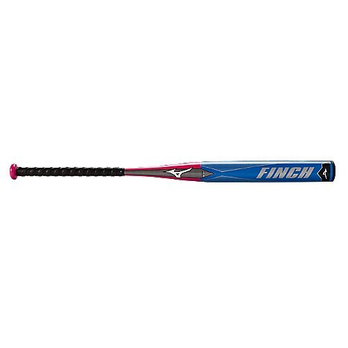 Mizuno G5 Jennie Finch (-11.5) Bat, Blue/Pink, 27-Inch/15.5 Ounce