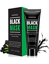 Blackhead Remover Mask, Deep Pore Cleansing for Face Nose Acne Treatment Oil Control (Color: Green, Tamaño: 50g)