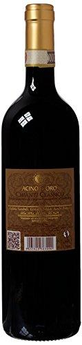 Le Bon Vin Bottega Chianti Wine Classico Wooden Box Gift 2009 75 cl
