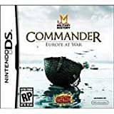 echange, troc Nintendo DS COMMANDER EUROPE AT WAR [import américain]