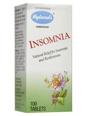 INSOMNIA RELIEF 100 Tablets