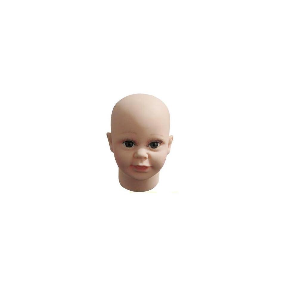 New Beautiful Boy Kid Children Child Mannequin Head for Fashion Wig/hat/jewelry Display