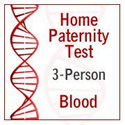 Home Paternity Test (3-person)