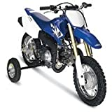 08-09 SUZUKI DRZ70: Moose Training Wheels