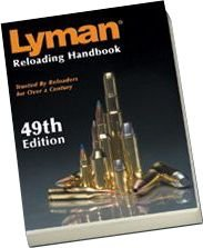 Lyman 49th Edition Reloading Handbook, Soft 9816049