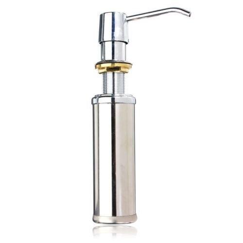 Hot New Bestseller Soap Dispenser Kitchen Sink Faucet Bathroom Shower Lotion Shampoo Pump 350ML