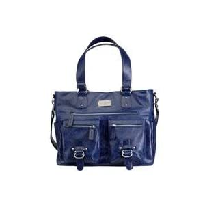 Kelly Moore Libby Bag - Sapphire-Dark Blue