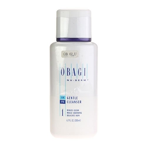 Obagi Nu-Derm Gentle Cleanser 6.7Oz, 200Ml Skincare Cleansers New