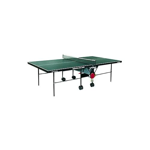 Butterfly Personal Rollaway Indoor Green Ping Pong / Table Tennis Table