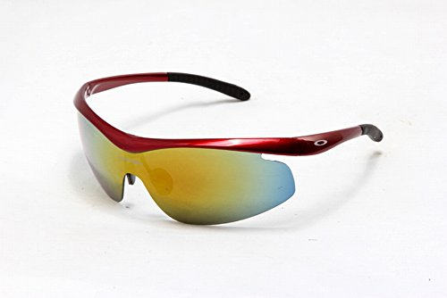 deportes-hombres-oakley-radar-oo9052-03-escudo-gafas-de-sol-polarizadas-hombre-rojo-negro-talla-unic