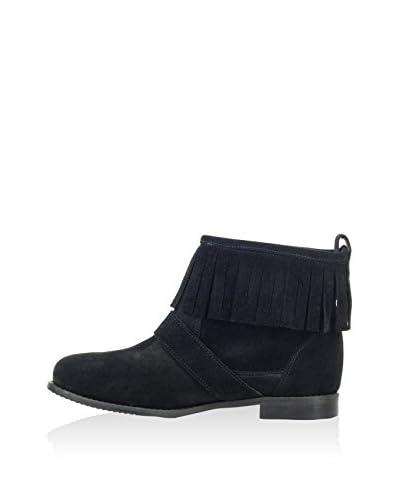 Joana & Paola Ankle Boot schwarz