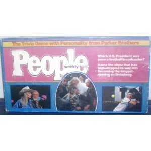 People Weekly Trivia Game