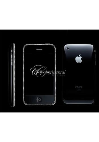 iPhone 16GB Black - Diamonds Luxury Mobile Phone