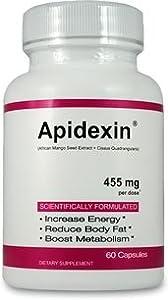 Apidexin - Fat Burner - Diet Pill - Appetite Suppresant from R. Walker Companies