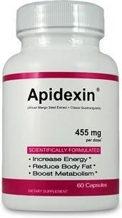 Apidexin - Fat Burner - Diet Pill - Appetite Suppresant