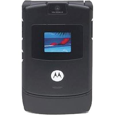 Motorola V3 RAZR GSM Cellular Phone ( Unlocked )