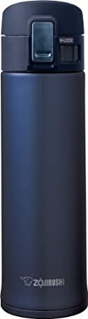 Zojirushi SM-KHE48AG Stainless Steel Mug, 16-Ounce, Smoky Blue $25.45