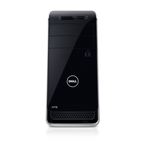Dell XPS 8700 X8700-3312BLK Desktop (Windows 7 Professional, Windows 8.1 Pro Update Included)