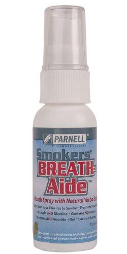 Smokers Breath-Aide Mouth Spray, 2 Fluid Ounce