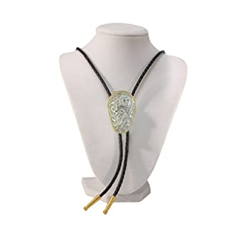 Tone Trim Western Bolo Tie at Amazon Men's Clothing store: Neckties