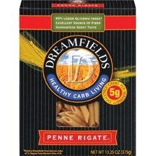 Dreamfields - Low Carb Pasta - Penne Rigate