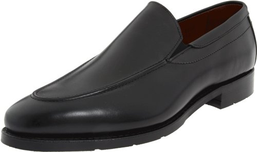 Allen Edmonds Men's Hillsborough Slip-On,Black,12 D US