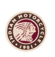 Discover Bargain Indian Motorcycle Circle Icon Patch