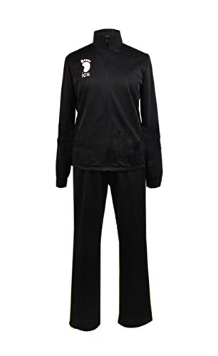 Unisex Japanese Anime Cosplay High School Sports Casual Athletic Tracksuit
