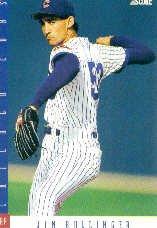 1993 Score #339 Jim Bullinger