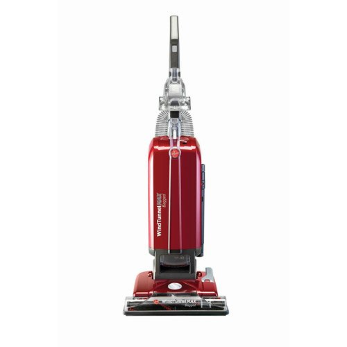 Hoover Vacuum Cleaner Windtunnel MAX Bagged Corded Upright Vacuum UH30600 (Best Bagged Upright Vacuum compare prices)