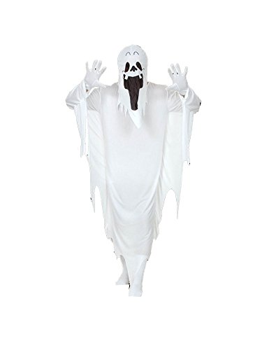 Keral Friendly Ghost Kids Adult Fancy Dress Party Halloween Costume