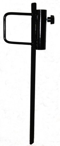 Outdoor beach umbrella stand- Great sand anchor, best wind resistant option for anyone searching for shade. Our portable base fits large and small poles such as Flag, Market, Off-set, Tiki torches and Bird feeders. Light weight heavy duty metal