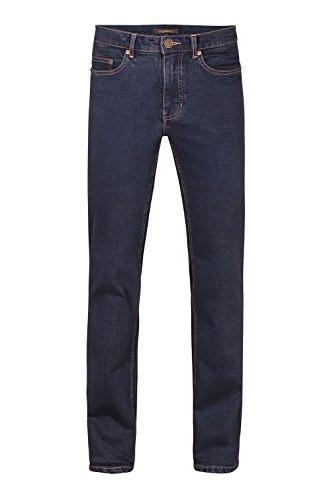 Herren 5-Pocket Jeans der Marke Paddock's in verschiedenen Farben, Passform: Slim Fit, Ranger (80 253 1606 000), Größe:W38/L28;Farbe:blue black(4701)