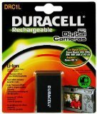 Duracell DRC1L - Digital Camera Battery 3.7V 950mAh 3.5Wh