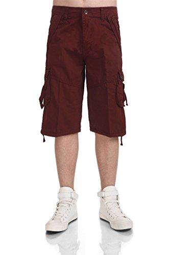 pizoff-urban-basic-homme-cargo-short-a-poche