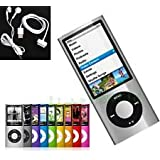 16GB Silver Mp3 and Mp4 Player with fm radio video player ebooks reader and more...