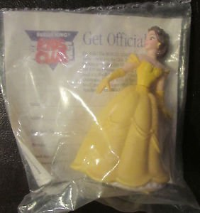 Burger King Kids Meal - Beauty and the Beast (1991) Belle Figure - 1