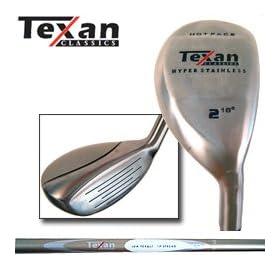 Texan Classics LADYUtility Hybrid Iron-Wood Golf Club