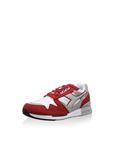 Diadora Sneaker I.C. 4000 Nyl [Bianco/Fucsia]