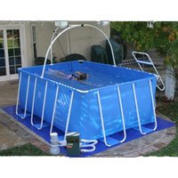 Sale Ipool Deluxe Above Ground Exercise Swimming Pool Views Dda So3