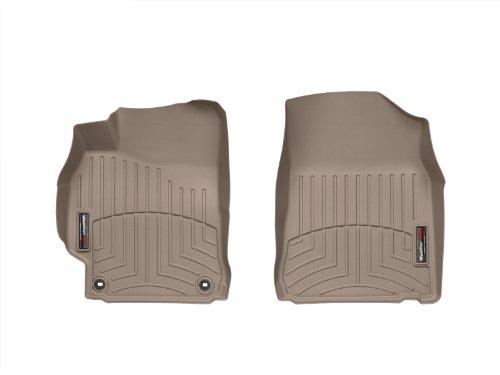WeatherTech  2012 Toyota Camry Tan Front FloorLiner (2014 Camry Weathertech Floor Mats compare prices)