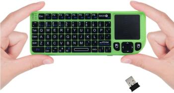 FAVI Entertainment FE01-GR 3-in-1 Wireless Multimedia Keyboard