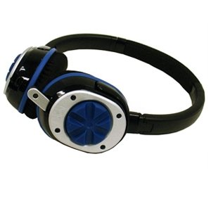 Nox Audio Specialist Headset and Negotiator Adapter Bundle - Blue