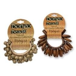 Island Creations Wooden Beads Pony-o Case Pack 72