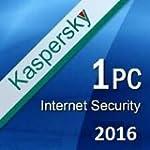 Kaspersky Internet Security 2016 1pc...