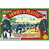 French Foreign Legion 1900 North Africa Infantry (20) 1/32 Armies in Plastic