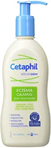Cetaphil Restoraderm Eczema Calming Body Moisturizer, 10-Fluid Ounces
