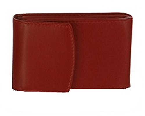 visconti-genuine-soft-leather-credit-card-holder-with-full-flap-tab-fastening-cc-5-red