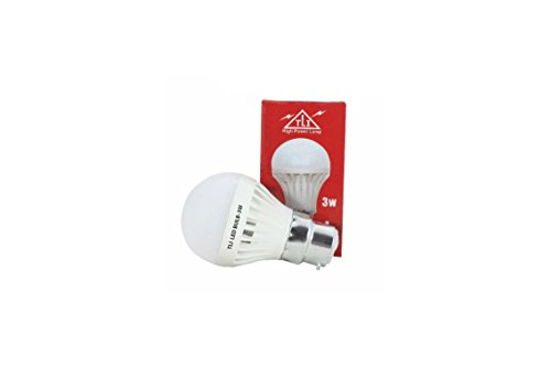 Tijaria-3-W-B22-LED-Bulb-(White)