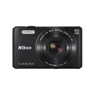 Nikon-Coolpix-S7000-16-MP-Point-and-Shoot-Camera-Black-with-20x-Optical-Zoom-8GB-Memory-Card-and-Camera-Case